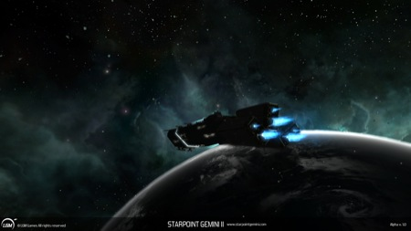 Starpoint Gemini 2: Screenshot