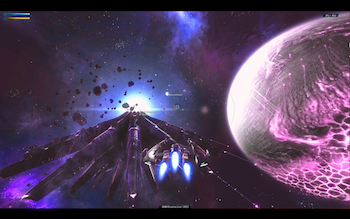 Galaxy on Fire 2 Full HD Screenshot