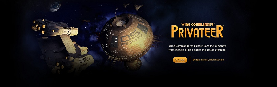 Wing Commander: Privateer bei GOG.com