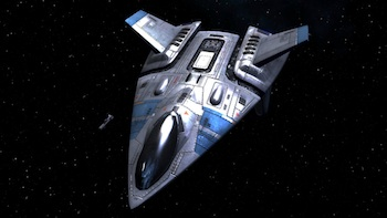 Wing Commander Saga: Eine feine Arrow