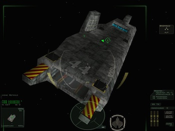 Wing Commander Saga Screenshot