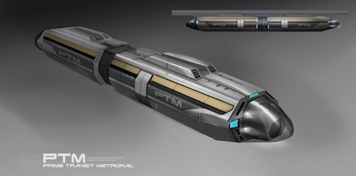 Star Citizen: Die Monorail