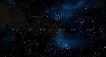 Wing Commander: Fleet Assault Screenshot 4